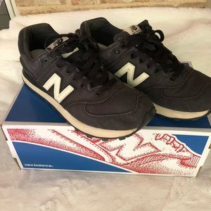 New Balance Snickers